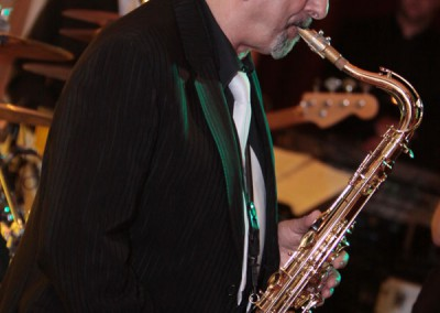 Joe Salvatore - Saxophone - Futura Music & Entertainment