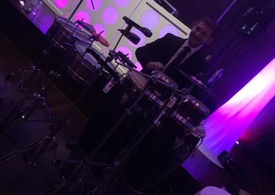Percussionist - Live - Futura Music & Entertainment